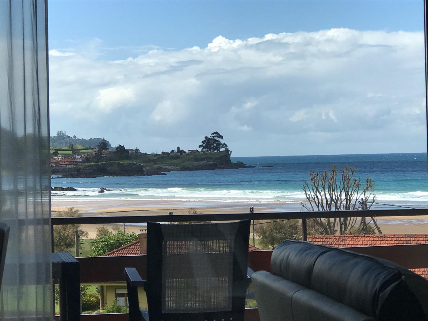 Brisasdelmar vistas de la playa